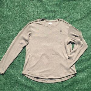 Hurley Tillys Light Brown Essential Sweater Tee